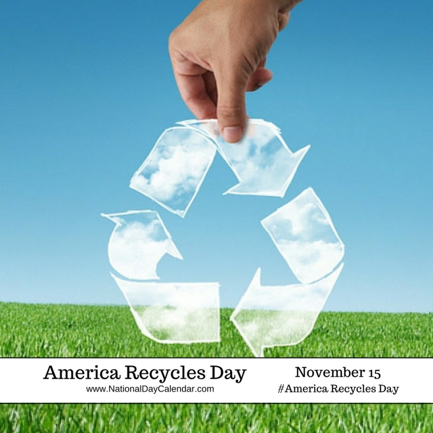 the history and importance of recycling in the united states Learn about living in the united states of america or historical importance and make them available for public viewing history—natural, cultural, and.
