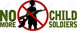 Image result for international day against the use of child soldiers